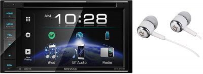 Kenwood DDX372BT Review
