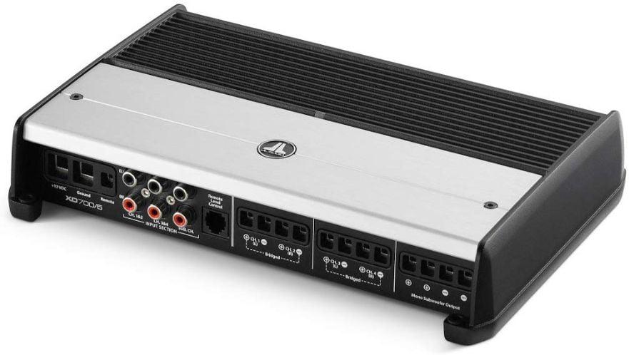 JL XD700/5 Car Amplifier Review