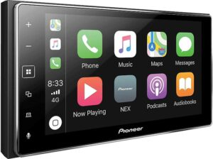 Pioneer Mvh-1400nex Review