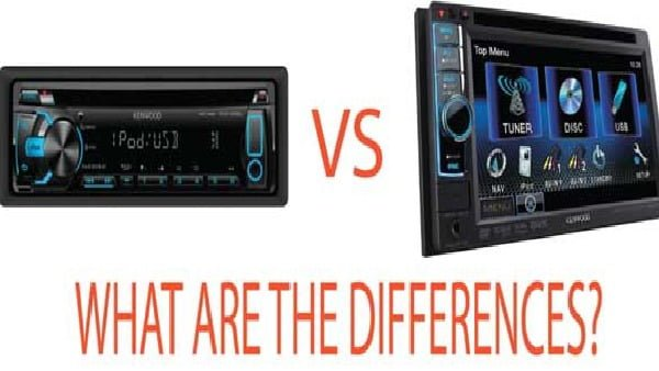 Single din Vs Double din Stereo | What Are the Differences?