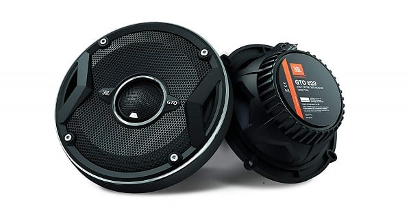 JBL GTO629 Premium- Best 6.5-inch Car Speakers For Bass