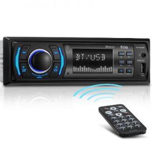 BOSS Audio Systems 616UAB Multimedia Single Din Car Stereo