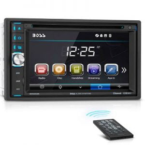 BOSS Audio Systems BV9358B Car DVD Player - Double Din