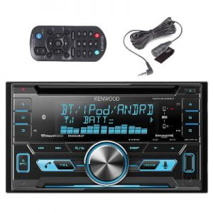 Kenwood DPX502BT Double-Din CD Receiver