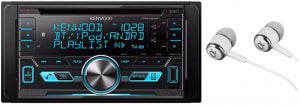Kenwood Double-DIN In Car Stereo Receiver
