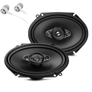 Pioneer TS-A6880F Coaxial Audio Car Speakers