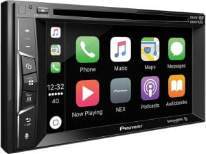 "Pioneer AVH-1300NEX Multimedia DVD Receiver with 6.2"" WVGA Display"