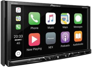 "Pioneer AVH-2300NEX Multimedia DVD Receiver with 7"" WVGA Display"