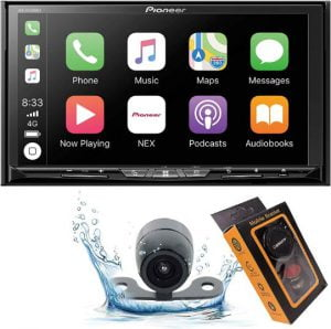 Pioneer AVH-W4500NEX Double DIN Wireless Mirroring Android Auto