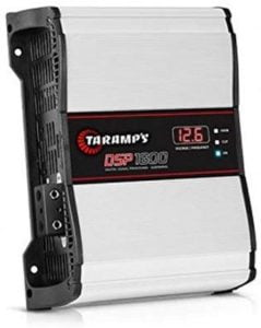 Taramps DSP-1600.1 1600 Watts-RMS Compact Car Amplifier Digital Signal Processor