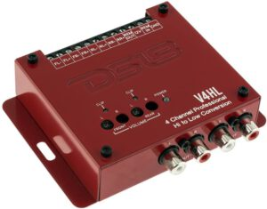 DS18 V4HL 4-Channel Line Out Converter